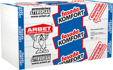 Arbet FASADA KOMFORT 0,042 24cm