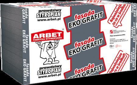 Arbet Styropian FASADA EKO GRAFIT 0,033 6cm