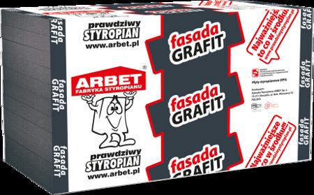 Arbet Styropian FASADA GRAFIT 0,031 16cm