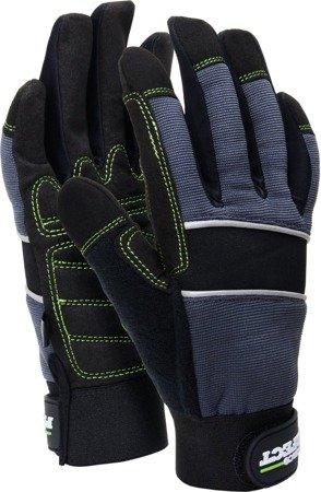 Stalco Rękawice syntetyczne Soft Grip